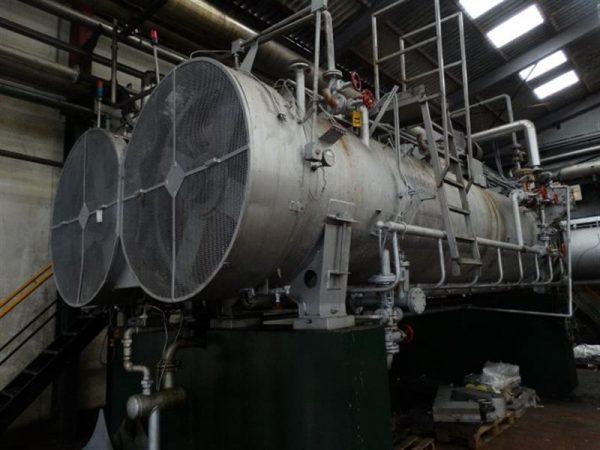 1 autoclave en continuo fmc sterilmatic 12 kg