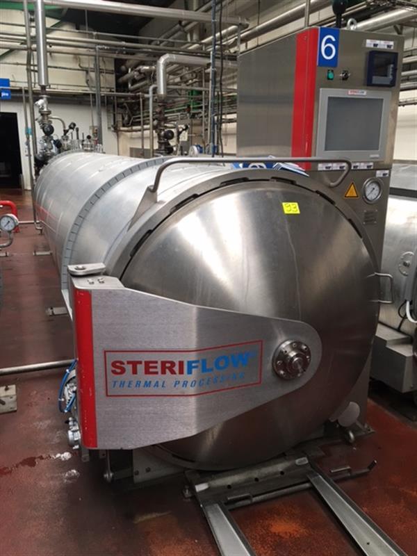 1 autoclave estatico barriquand steriflow inox 6 j 4
