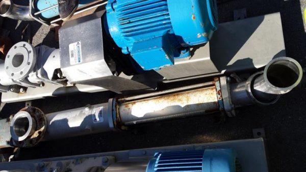 1 bomba helicoidal pcm inox