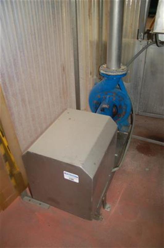 1 bomba recirculacion de agua