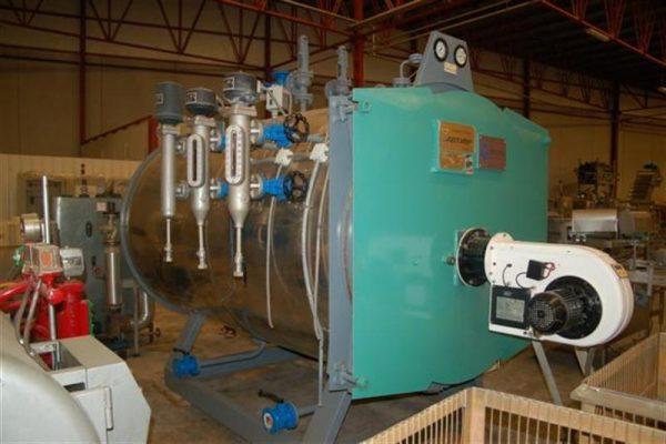 1 caldera de vapor arcones de 1250 kg hora 1