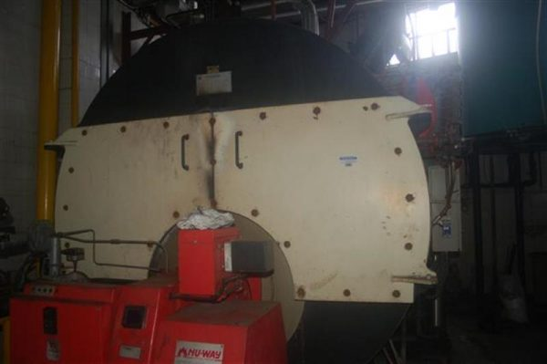 1 caldera de vapor sogecal 4000 kgh