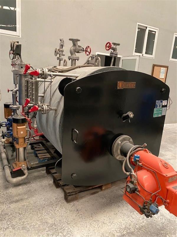 1 caldera de vapor vulcano sadeca.1 000kgh