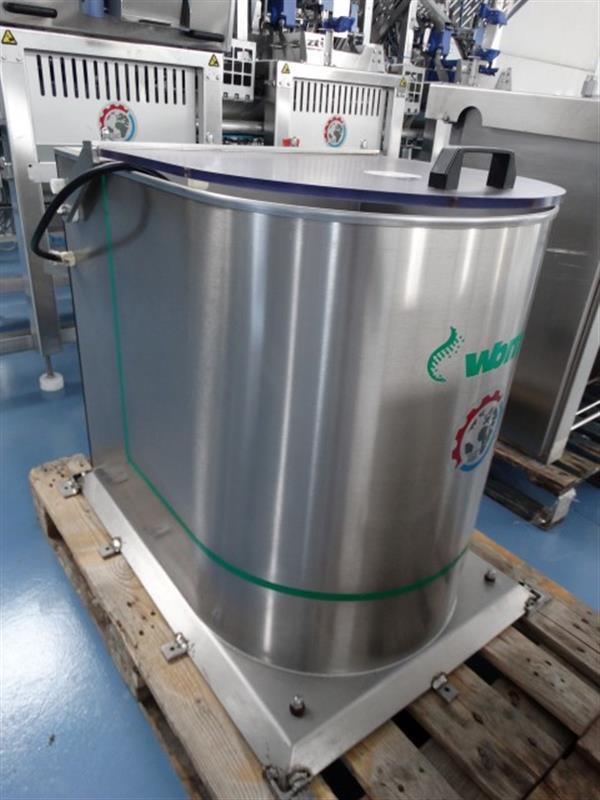 1 centrifuga de alimentos en