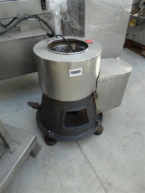 1 centrifuga de escurrido