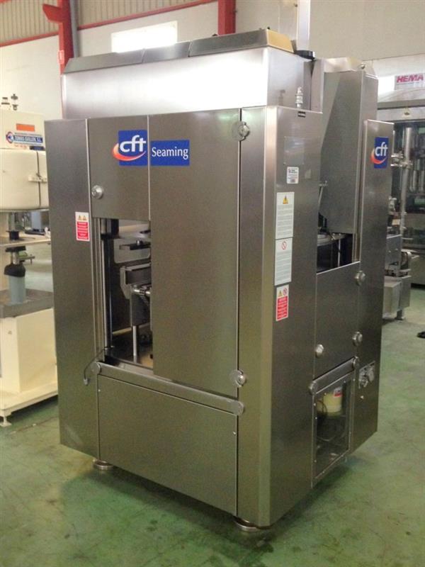 1 cerradora automatica cft sima formato 153 mm en acero