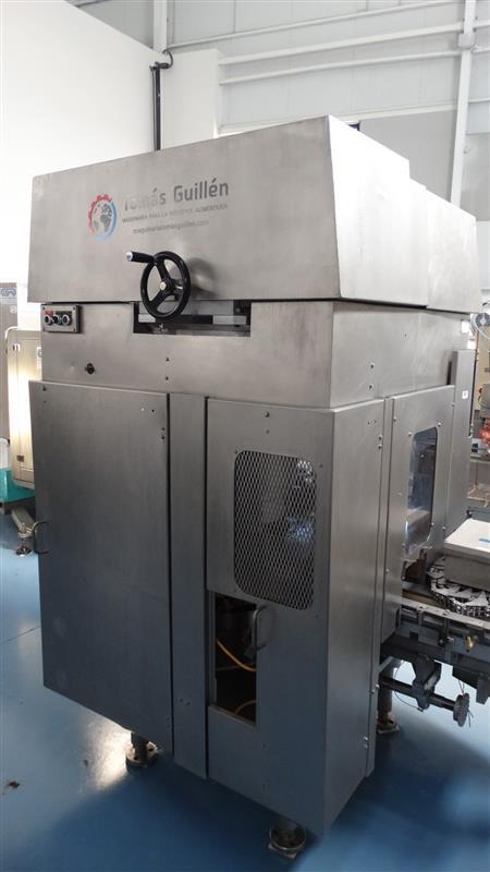 1 cerradora automatica de latas fmc 659 f1