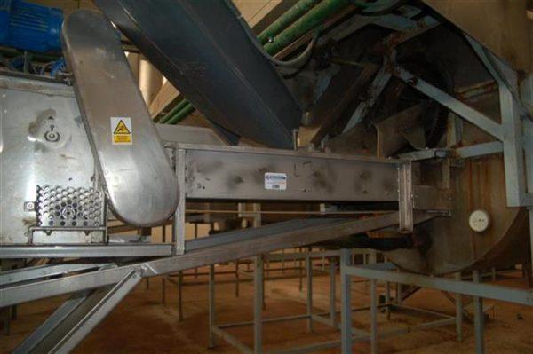 1 cinta transportadora de lona l 1.50 m a47 cm 1