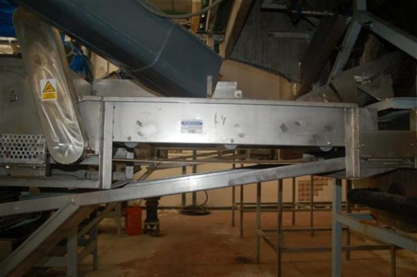 1 cinta transportadora de lona l 1.50 m a47 cm 3
