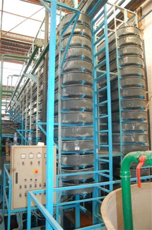 1 circuito acidificador doble 15 m