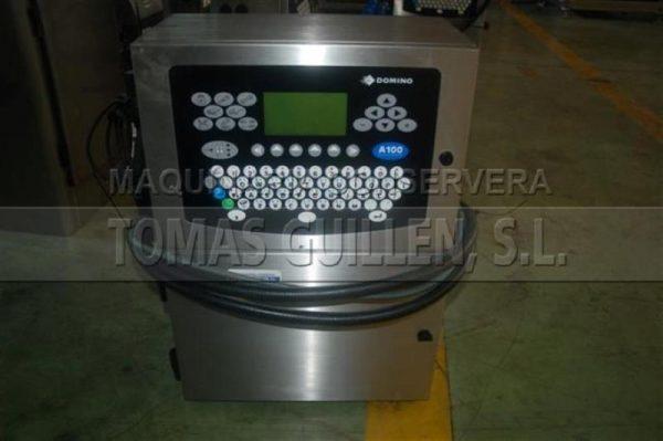 1 codificador de tinta automatico domino a100 6