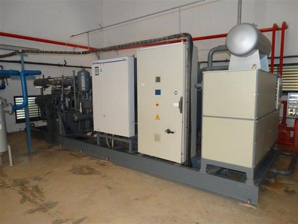1 compresor de aire de alta presion abc 425 cv