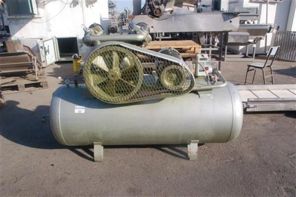 1 compresor de aire de piston abc