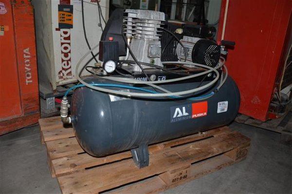 1 compresor de aire de piston puska 1