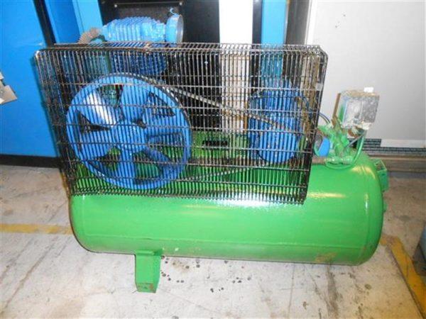 1 compresor de aire de piston puska