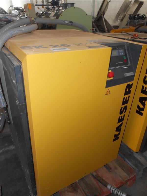 1 compresor de aire de tornillo kaeser sk26 20 cv