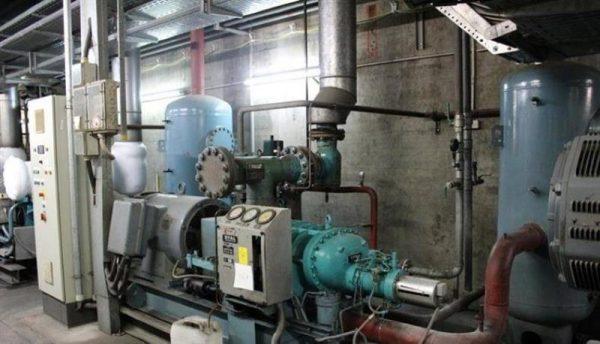 1 compresor de frio tornillo stal astra sva 57 340 cv