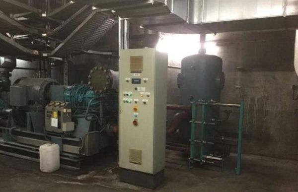 1 compresor de frio tornillo stal astra svab 71 340 cv