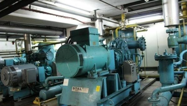 1 compresor de frio tornillo stal astra svab 73 612 cv