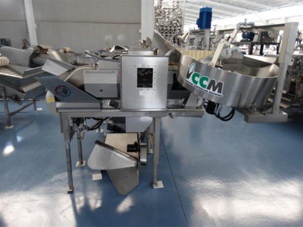 1 cortadora automatica de maiz ccm inox 6