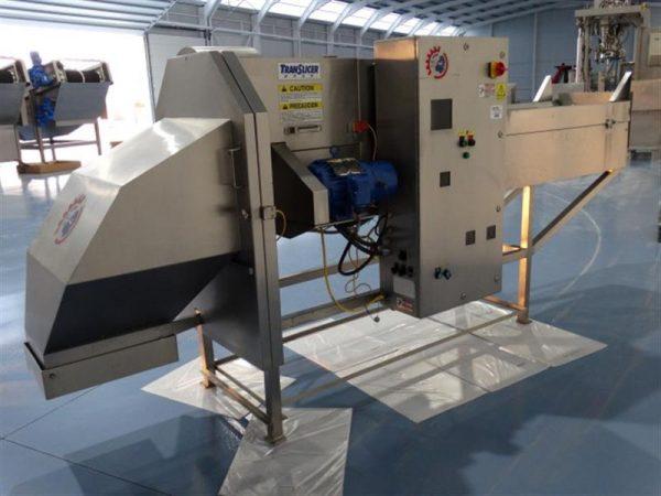 1 cortadora de rodajas urschel translicer 2500 en acero