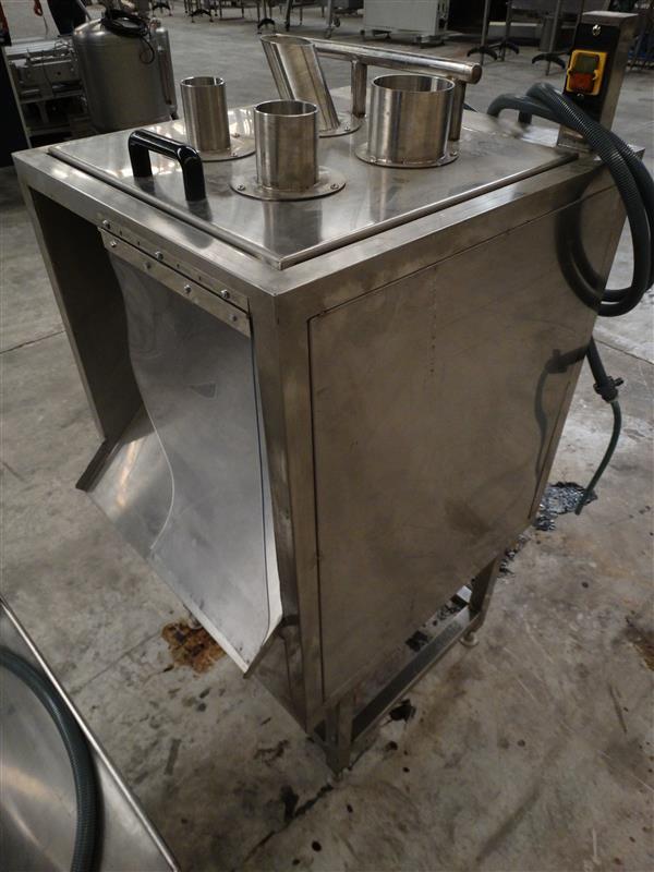 1 cortadora rebanadora gelgoog inox