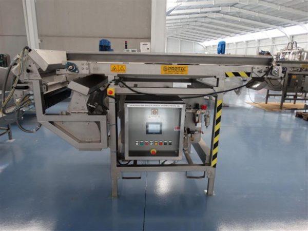1 detector de color protec extra sorter 100t 40c