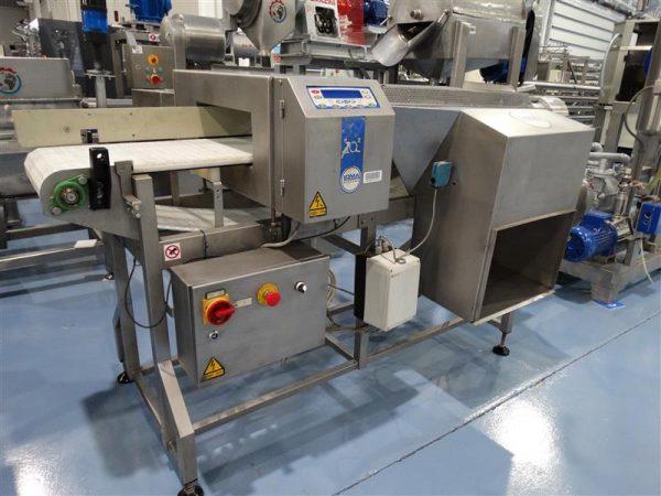 1 detector de metales en acero inox loma iq2 1