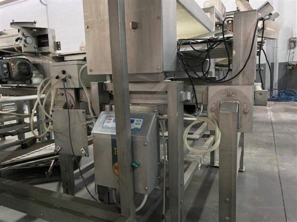 1 detector de metales en acero inox loma iq2