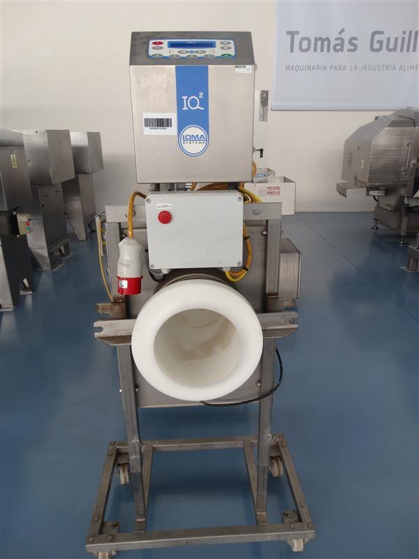 1 detector de metales para liquidos loma iq2