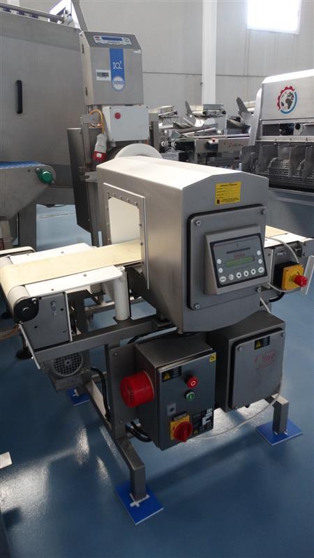 1 detector de metales safeline 2