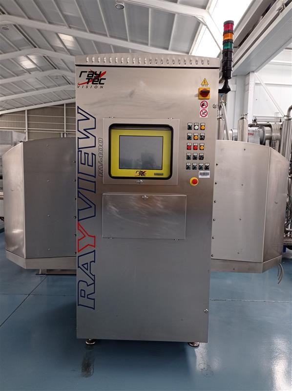 1 detector de rayos x raytec rayview