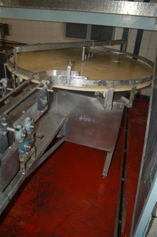1 disco alimentador rotativo diametro 1.50 m 5