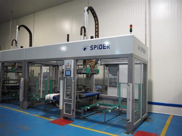 1 enjaulador automatico de bandejas wals systems spider inox 2