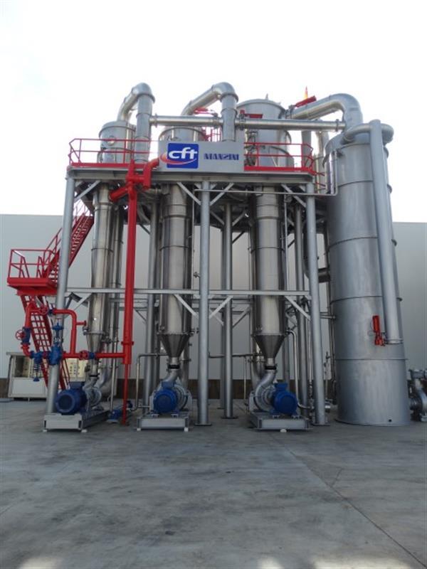 1 evaporador manzini mv1000