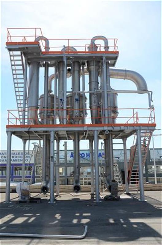 1 evaporador triple efecto fbr elpo t 350