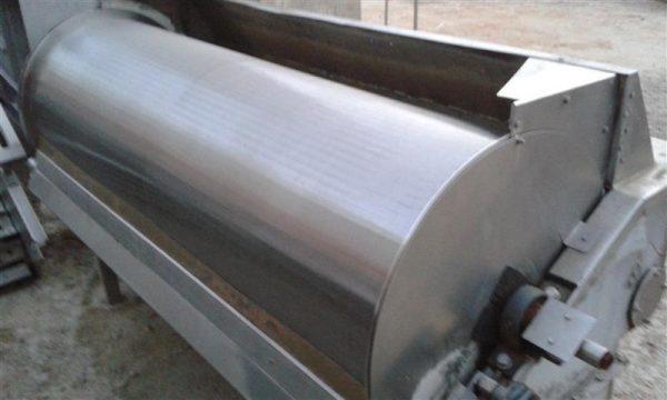 1 filtro rotativo en acero inox de superficie rascante 4