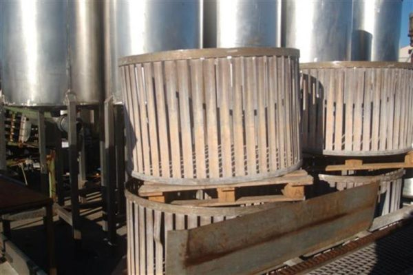 1 jaula cilindrica de varillas 1.20 m 1