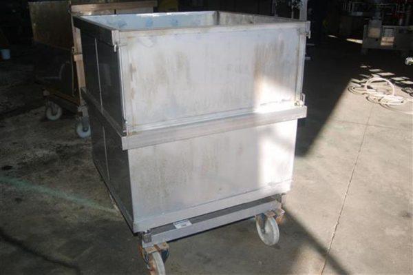 1 jaula cuadrada con separadores ferlo 8