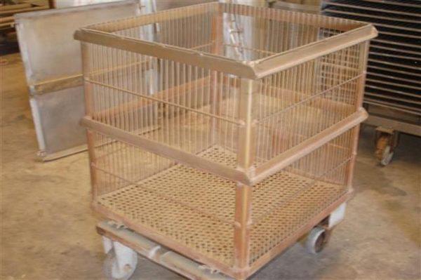 1 jaula cuadrada de varillas steriflow barriquand 2