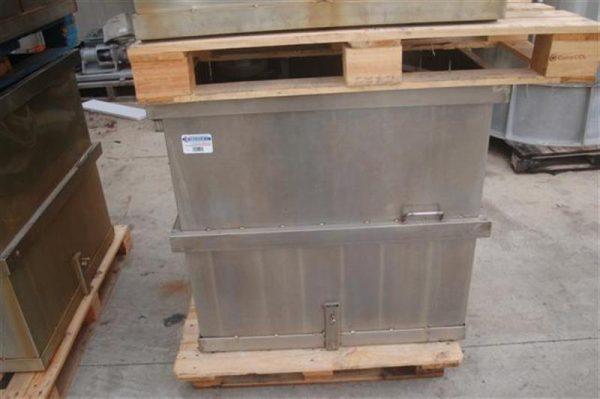 1 jaula rectangular con separadores ferlo 7