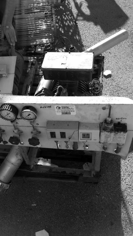 1 motor de frio bitzer