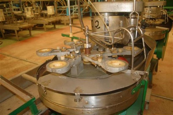 1 peladoras de alcachofa gomez calibre 75 mm