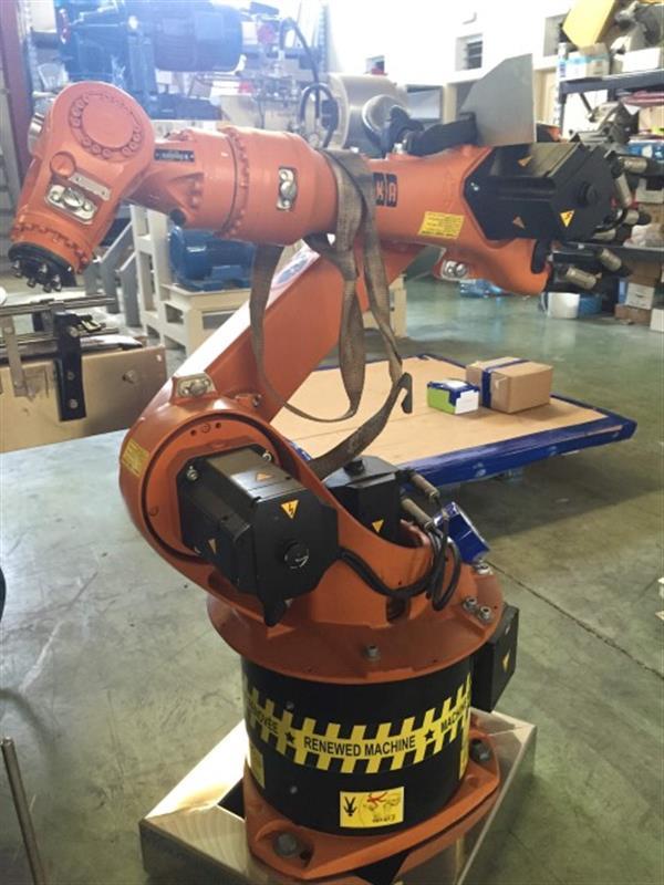 1 robot kuka kr 16c 1