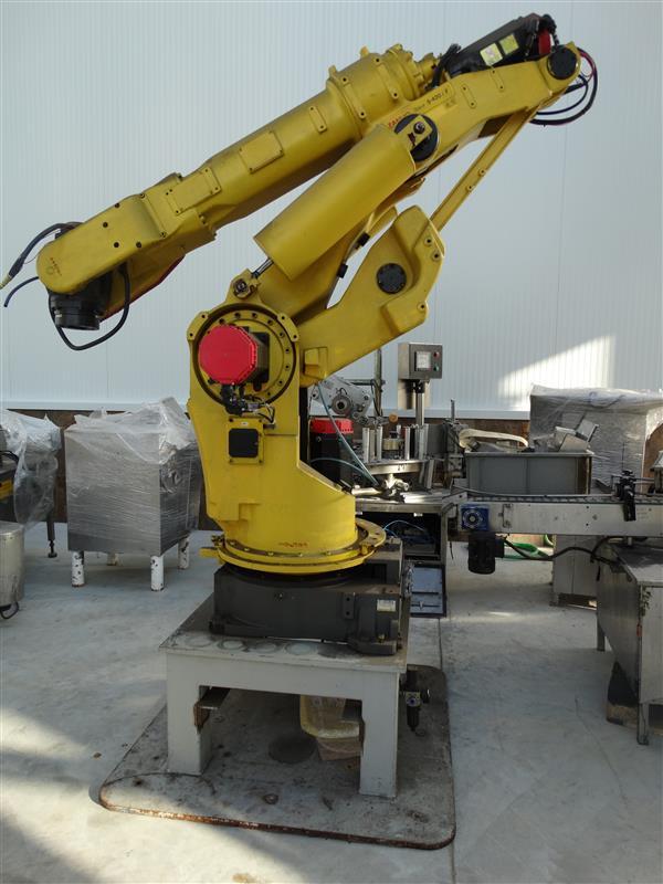 1 robot paletizador fanuc s 420if
