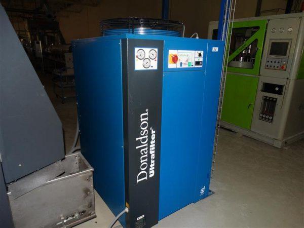 1 secador de aire para sopladora donaldson