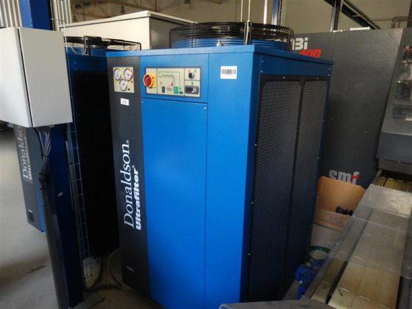1 secadora de aire donaldson para sopladora