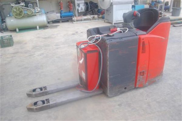 1 transpaleta electrica lateral linde ag
