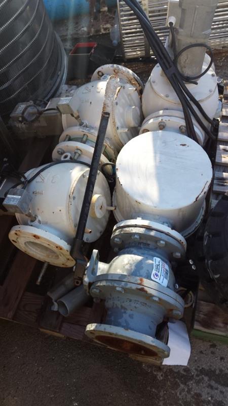 1 valvula para gas inox