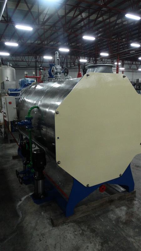 10 caldera vapor rafael cubell de 1.500 kg vapor h